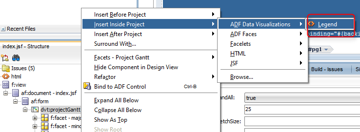An Adf Gantt Chart Programmatically  Project Gantt