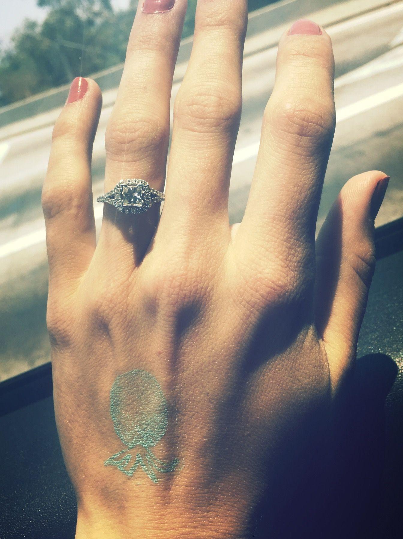 I love my ring 💍💕
