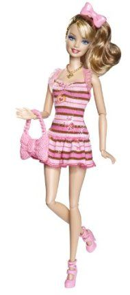 Barbie Fashionistas Sweetie Doll by Mattel. $21.77. Includes swappable head feature with extra fashions. Expressing their own personal style with looks that are hot off the runway. Each doll has a distinct personality reflected in their clothes and accessories. Strike a pose and express your fashion personality with the Barbie Fashionistas Swappin' Styles dolls. Girls can change their doll's looks in an instant and always be in fashion. From the Manufacturer Ba...