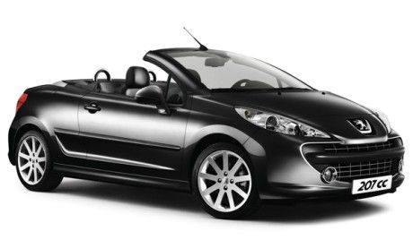 Also A Really Sweet Convertible Peugeot 307 Cc Not That Expensive Peugeot Cabriolets Car