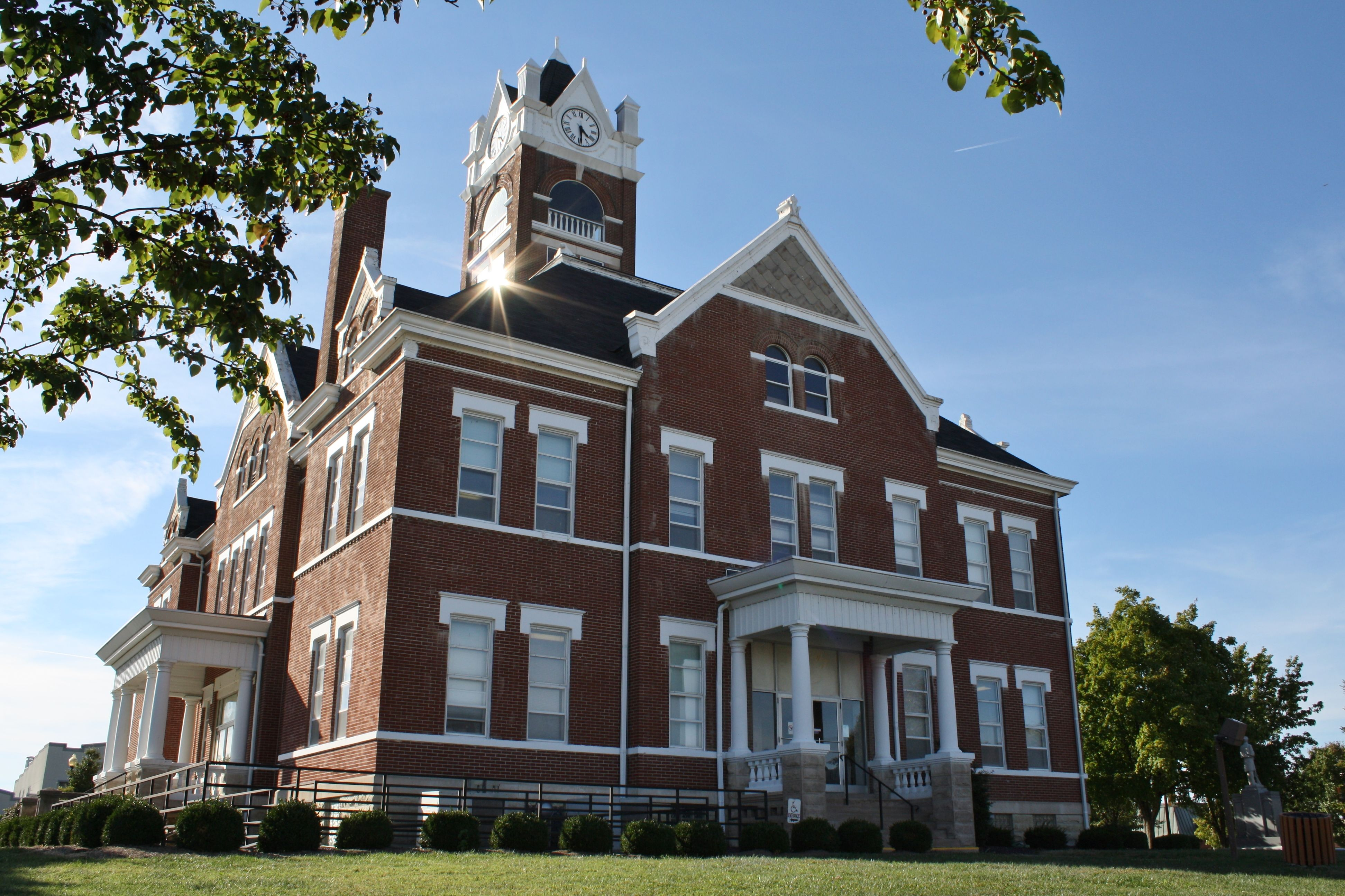 Perry County Courthouses - Year of Clean Water