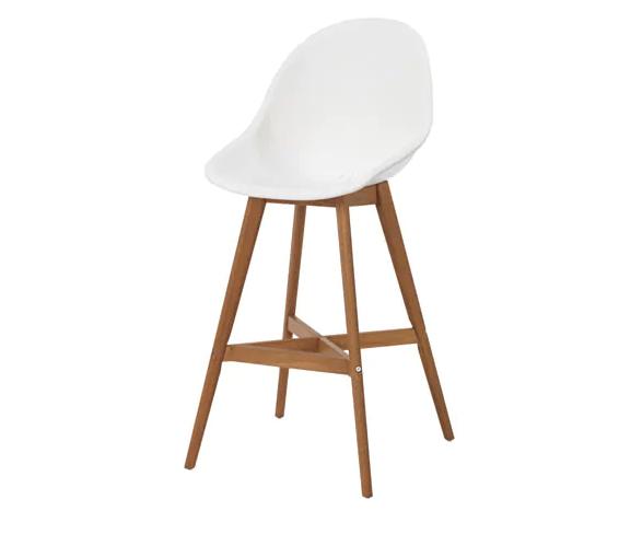 Ikea Mid Century Modern Collection Make Calm Lovely White Bar Stools Ikea Barstools Bar Stools