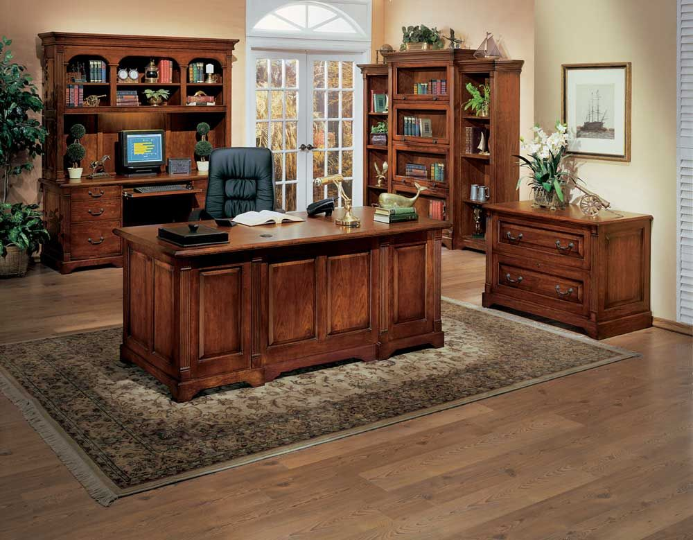 Executive Office Decorating Tips Office Furniture Ideas For