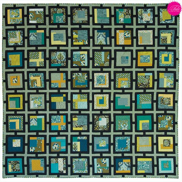 Sew Sweetness: Tula Pink 'City Sampler' Sew Along   Quilting ... : quilt city - Adamdwight.com