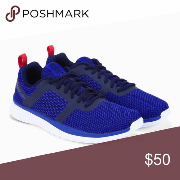 Capilares restante Rectángulo  Men's REEBOK Blue Running Shoes Size 12 NEW W/BOX   Clothes design, Reebok  shoes, Fashion design