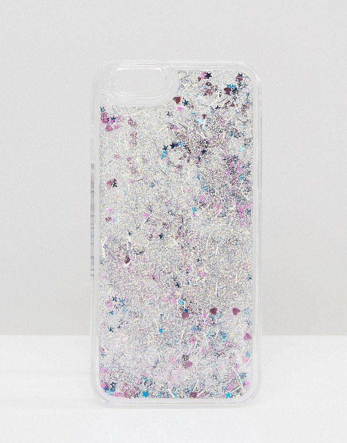 liquid glitter coque iphone 6