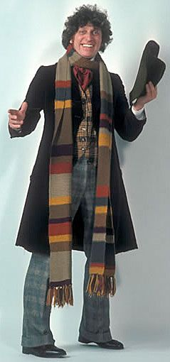 How To Dress Like The Fourth Doctor | Pinterest | Fernsehserie und Kino