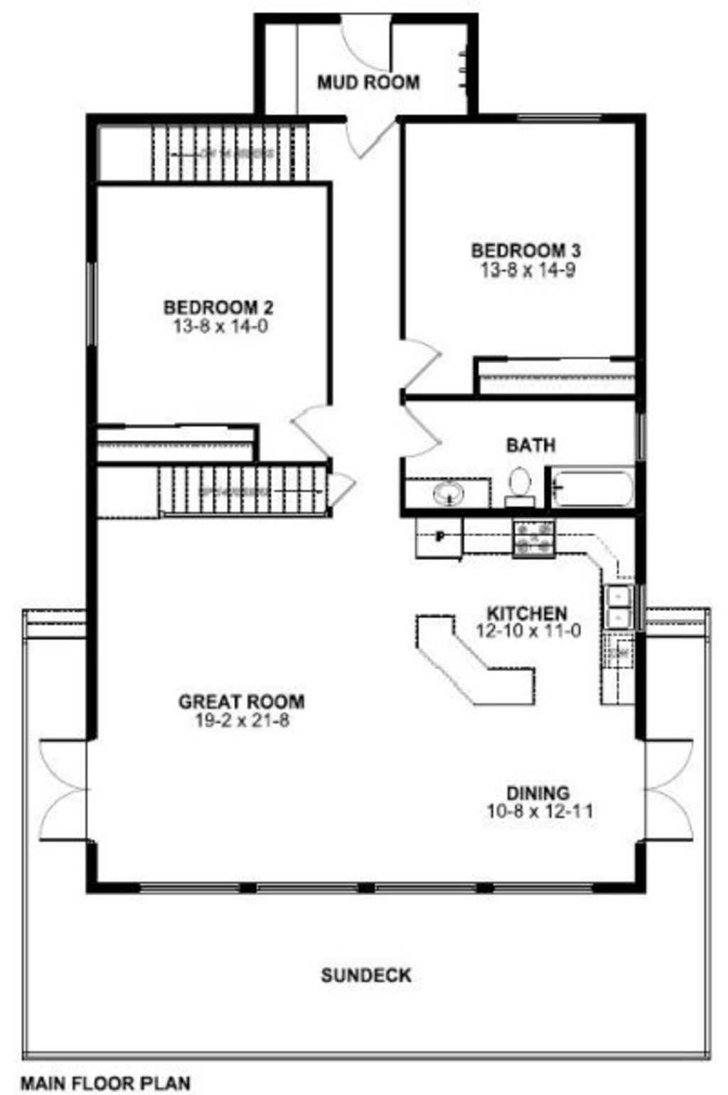A Square Feet Batrooms Bedrooms Square Feet Free House Plan A Frame House Plans A Frame Cabin Plans Free House Plans