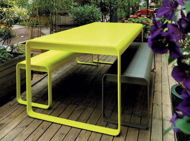 25 Marvelous Garden Furniture Decor Ideas Contemporary garden