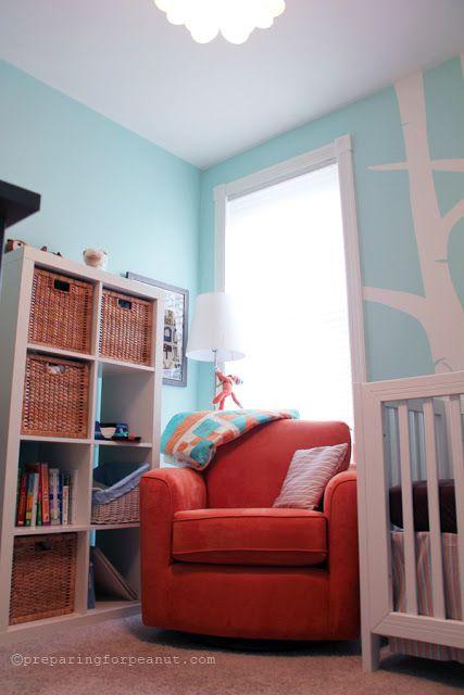 Rental Home Nursery - Design Dazzle