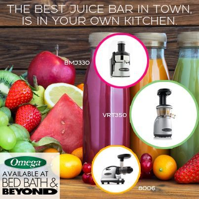 Bed Bath Amp Beyond Has The Best Juice Bar In Town With Omega