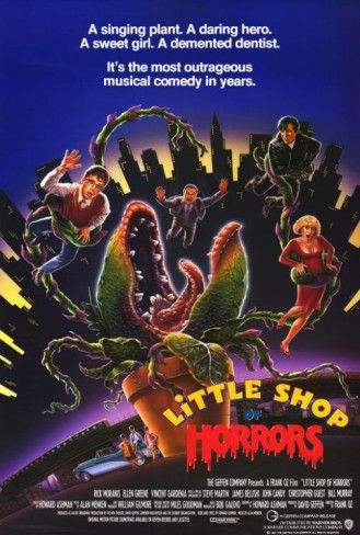 Little Shop Of Horrors Posters Allposters Com In 2020 Little Shop Of Horrors Horror Movie Posters Horror Posters