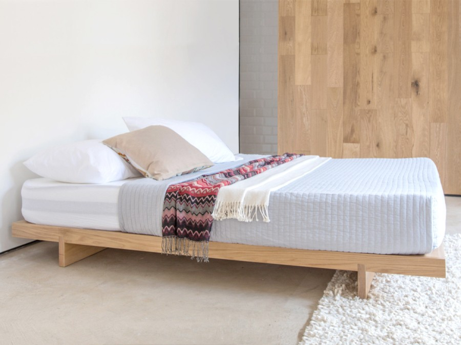 Low Fuji Attic Platform Bed (No Headboard) in 2020