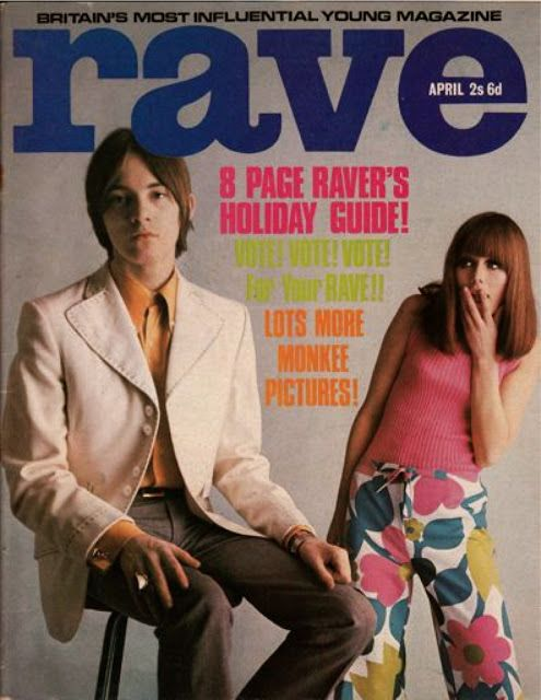 The Small Faces Steve Marriott on the April 1967 cover of