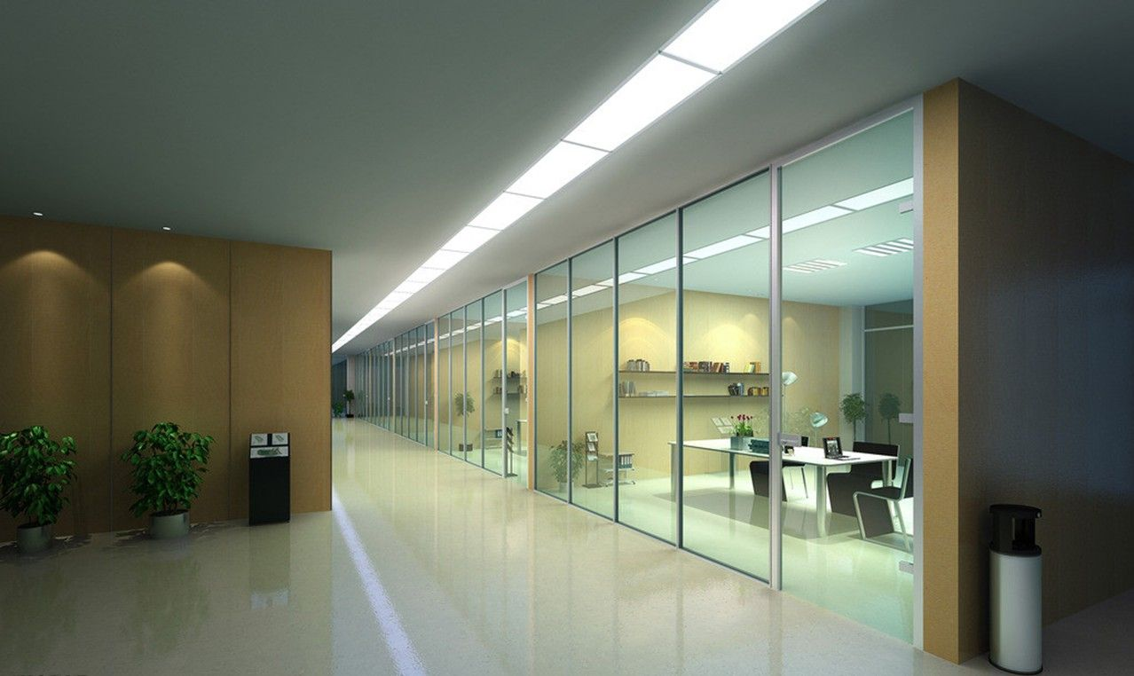 Business Foyer Design : Office ceiling design ideas area hallway