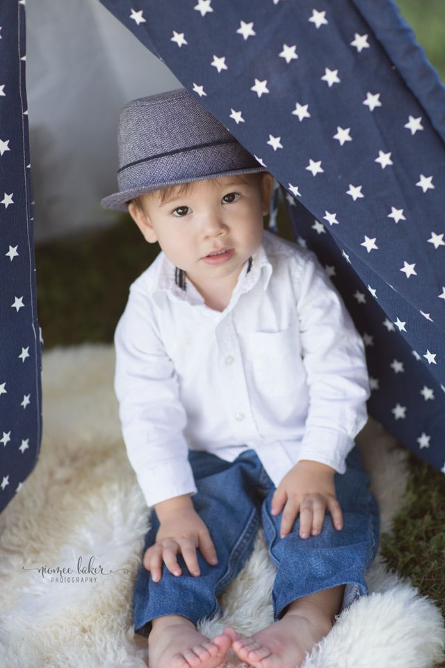 Toddler baby boy photography. Tent fur rug. green outdoors. fedora hat  sc 1 st  Pinterest & Toddler baby boy photography. Tent fur rug. green outdoors ...