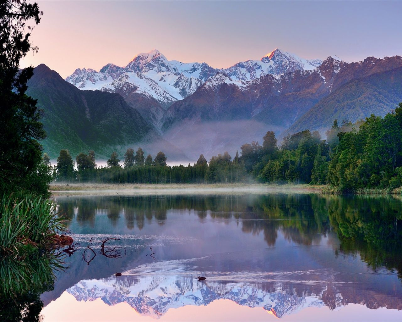 neuseeland landschaft im Neuseeland Reiseführer http://www ...