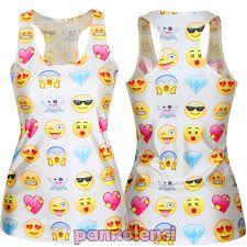 Resultado de imagen para camisetas con estampados en cobertura de emoticones para bebes