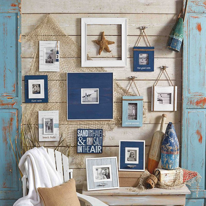 Beach Home Decor Ideas: Coastal Charm ⚓⚓