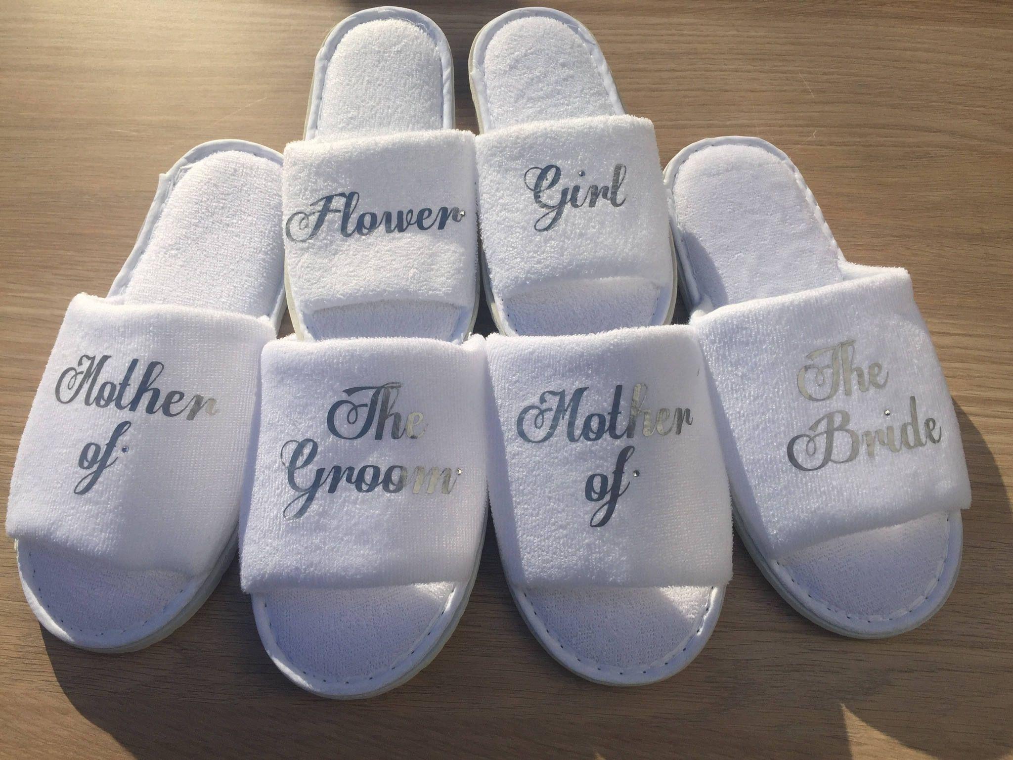 Personalised Flower Girl Children/'s Pyjamas Wedding Gifts Bride Matching