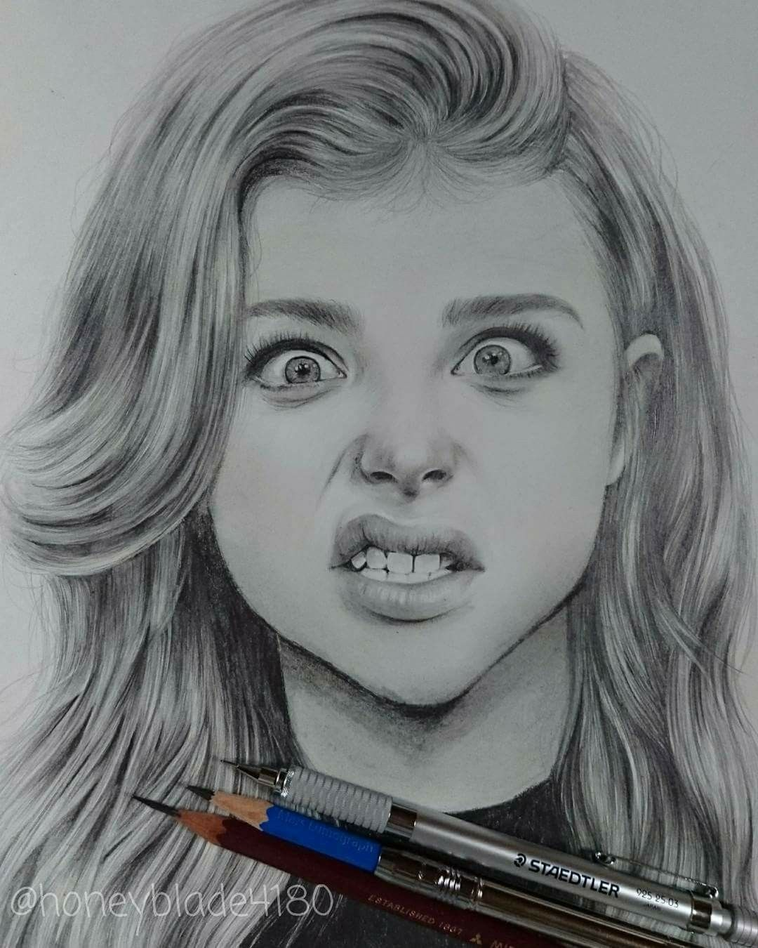 Honeyblafe4180 pencil sketches of faces cool pencil drawings graphite drawings realistic drawings