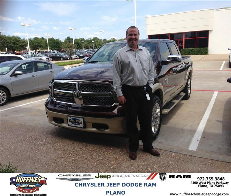 HappyBirthday To Glenn Gies From Billy Bolding At Huffines - Chrysler jeep and dodge