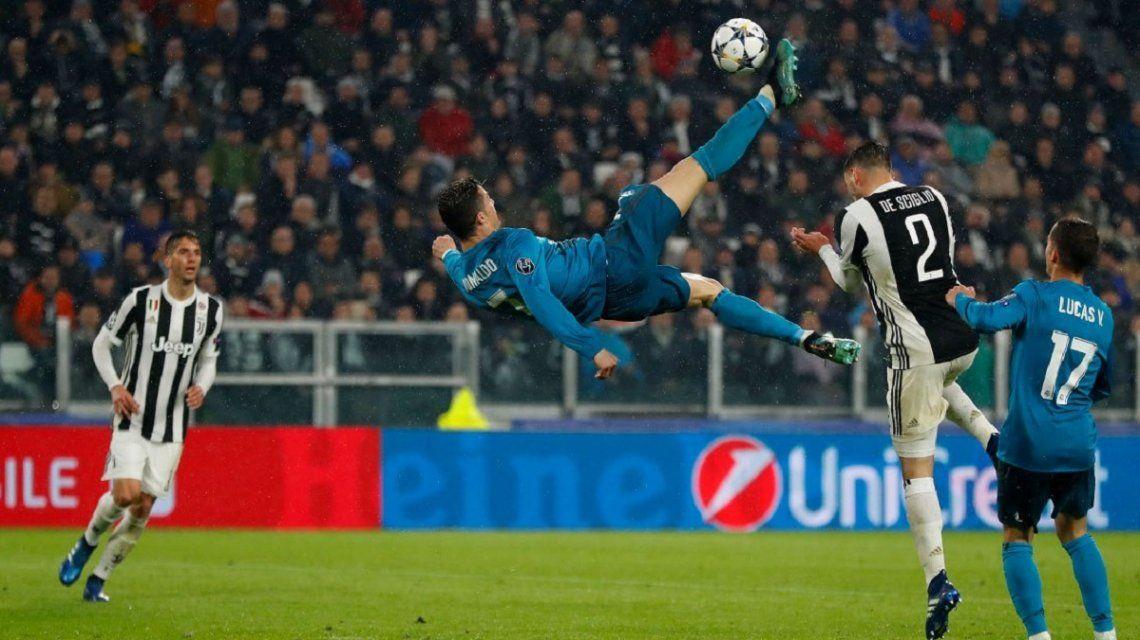 La Chilena De Cristiano Ronaldo Ronaldo Cristiano Ronaldo