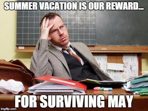 Teacher Summer Vacation Memes Galleryhip Com The Hippest Teacher Last