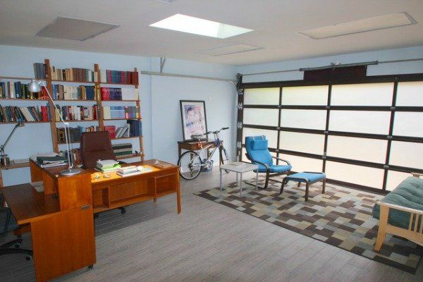 Converting Your Garage Into A High End Home Office Design My Home