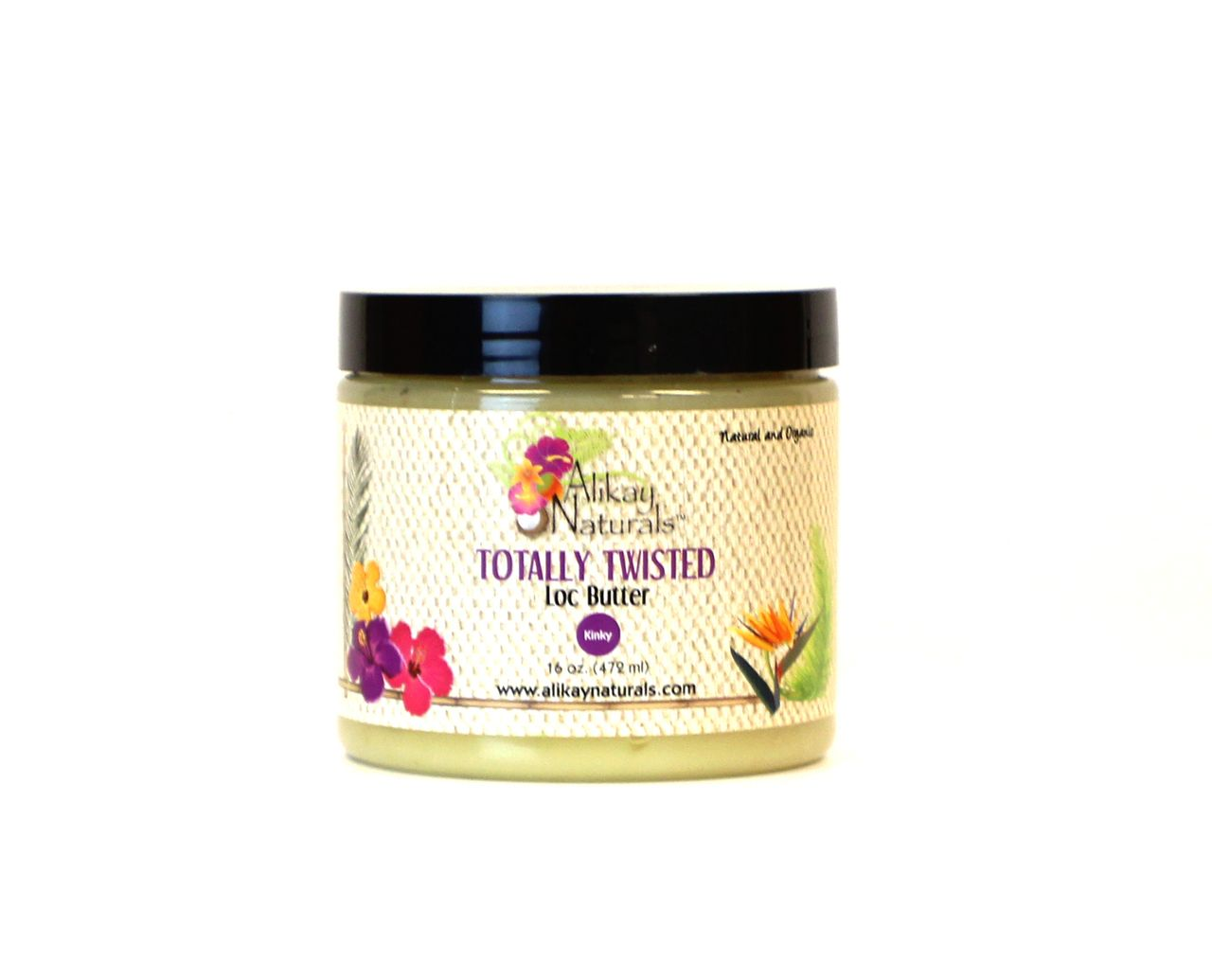 Alikay Naturals - Totally Twisted Loc Butter, $16.00 (http://alikaynaturals.com/totally-twisted-loc-butter/)