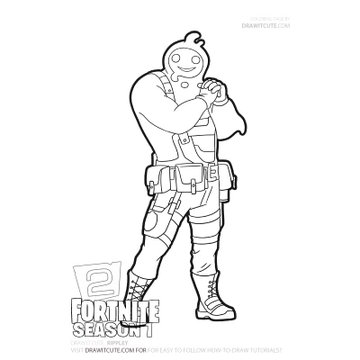 Rippley Fortnitechapter2 Coloringpages Drawing Fortnitebattleroyale Fortnitely Fortni Superhero Coloring Coloring Pages For Boys Easy Drawings Sketches