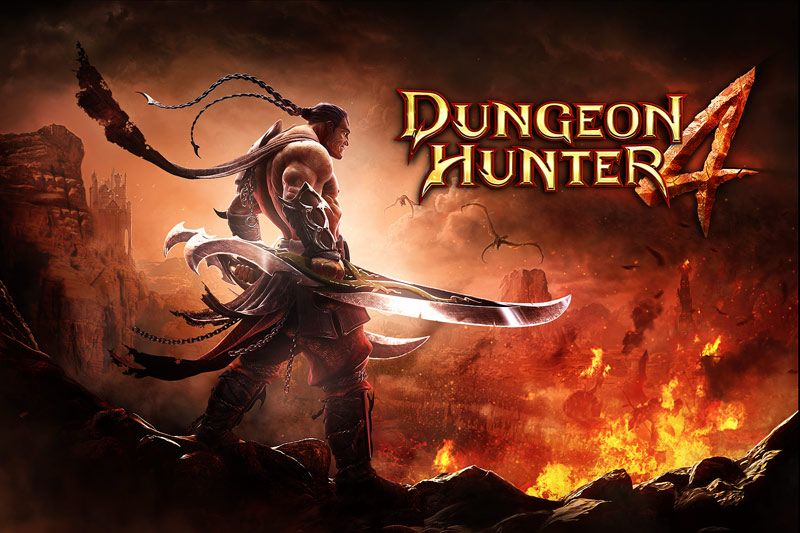 Dungeon hunter 4 v1. 7. 0m (mod gold/gems) paid game download.