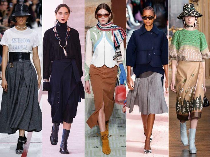 Moda Autunno Inverno 2019-2020: le tendenze dalle sfilate