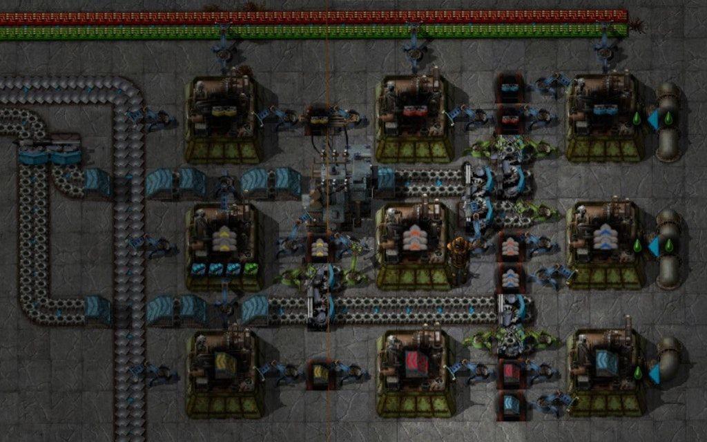 Lovely Factorio More Floors