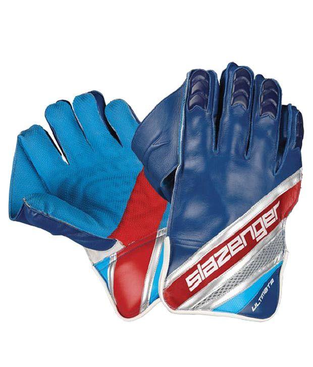 14a61694b0 Slazenger Ultimate Wicket Keeping Gloves | Sports Kit | Pinterest ...