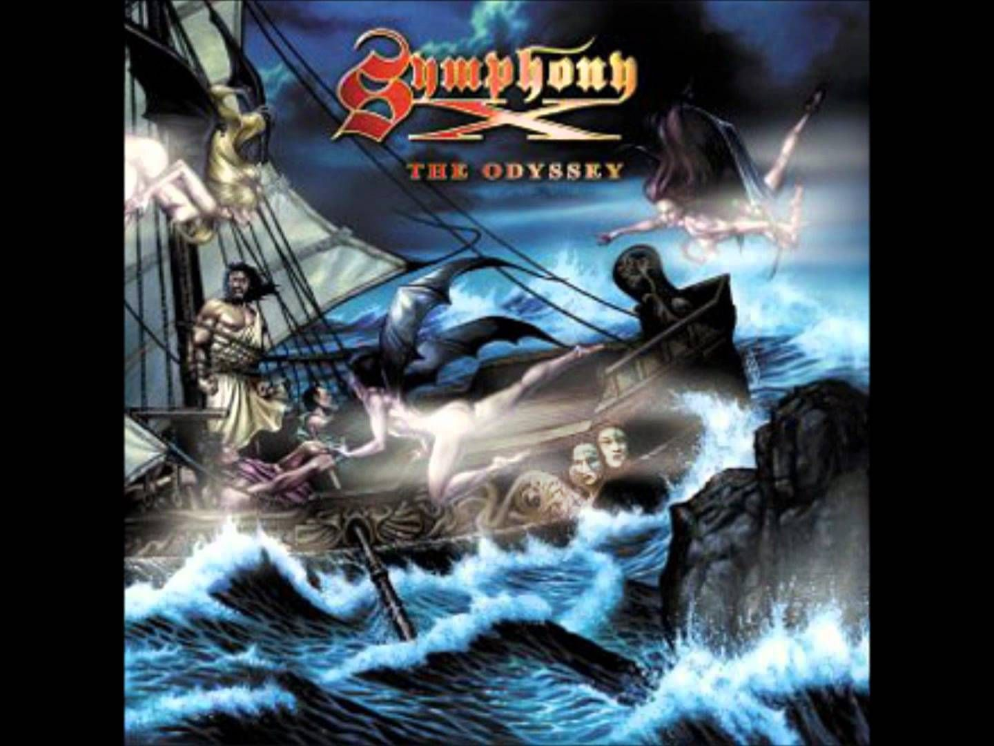 Symphony X The Odyssey With Images Symphony X Album Art