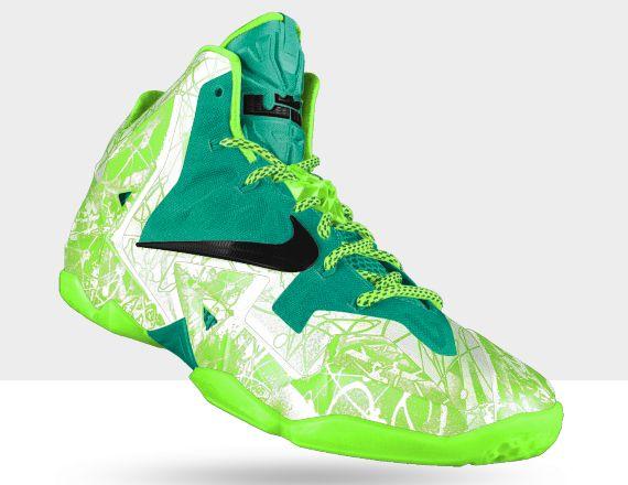 The Nike LeBron 11