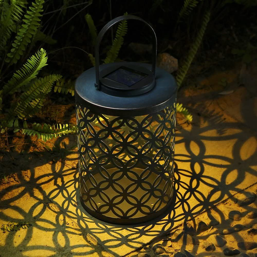 Tomshine Solar Gartenleuchte Laterne Garten Laterne Fur Draussen Laterne