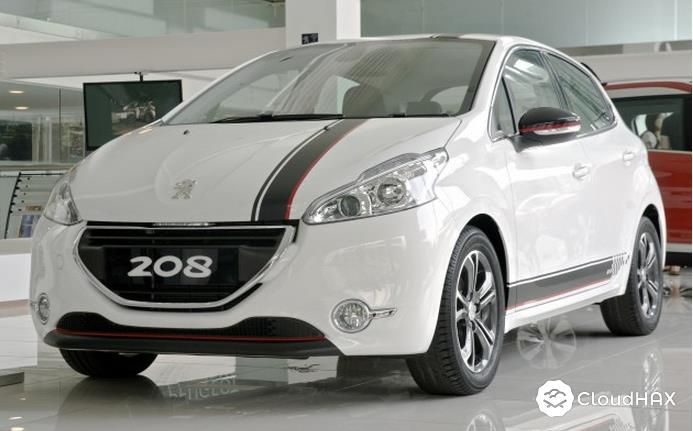 Peugeot 208 S   redecorated looks, RM87k:Peugeot Malaysia adding a ...