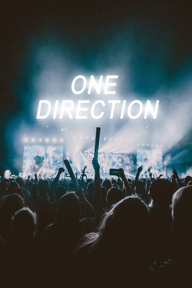 one direction concert lockscreen