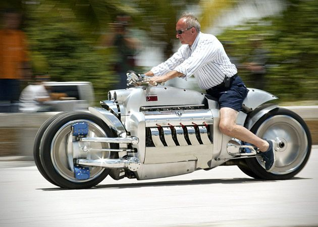 10 Things You Didn T Know About The Dodge Tomahawk Tomahawk