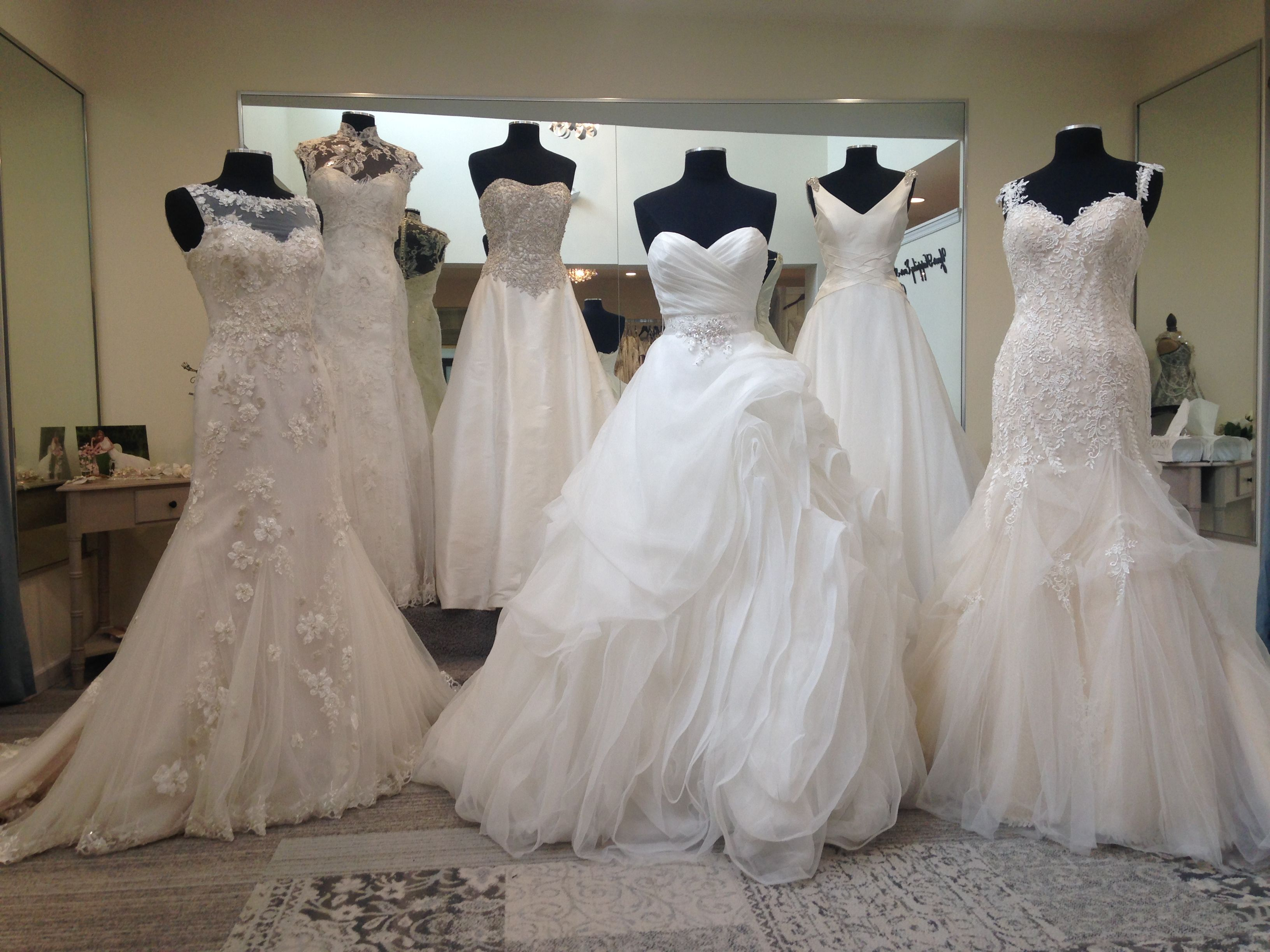 ***Exclusive*** ONLY To L&H Bridal 6 ONE-OF-A-KIND Justin