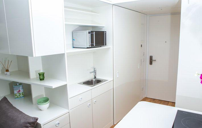 Studentenwohnheim Graz - Moderne Zimmer mieten - MILESTONE | Büros ...