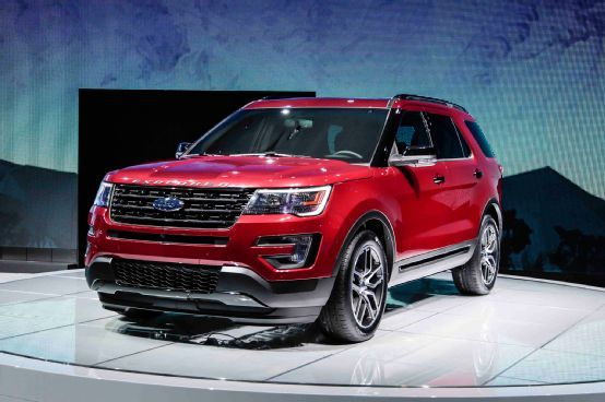 Ford Explorer 2017 Sport Price >> 2016 Ford Explorer Sport Random Pinterest Ford Explorer Ford
