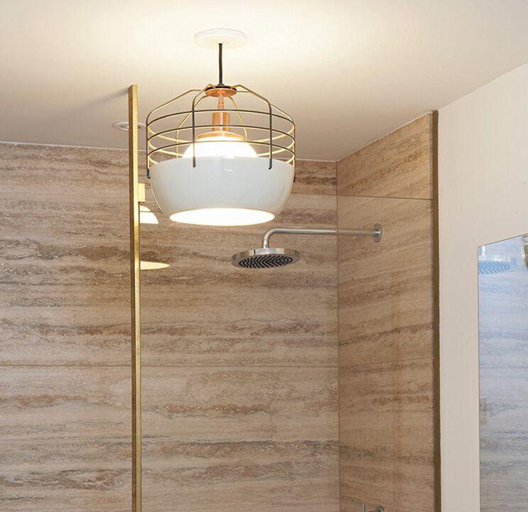 Modern Bluff City Pendant Lamps Design Glass Shade Lustres De Sala ...