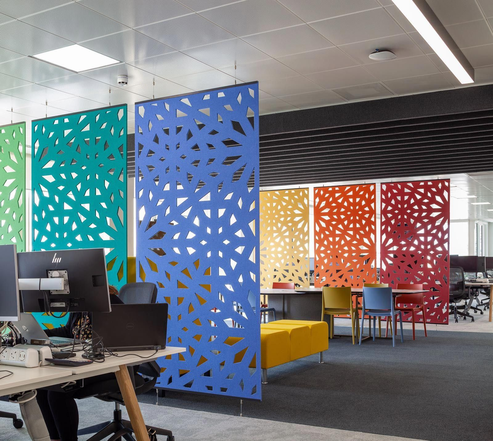 Office Designs Northbrook Officedesigns Office Interior Design Office Dividers Divider Design