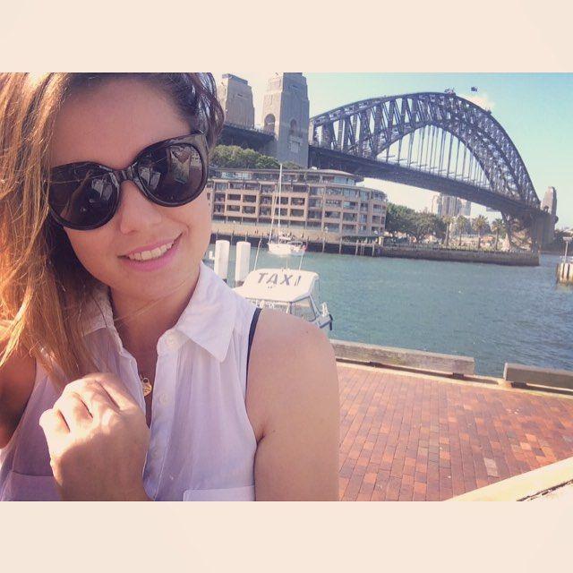 #sydneyharbourbridge #sydneyharbour #circularquay #selfie #bridge #sydney #nsw #holiday  by stevie2391 http://ift.tt/1NRMbNv