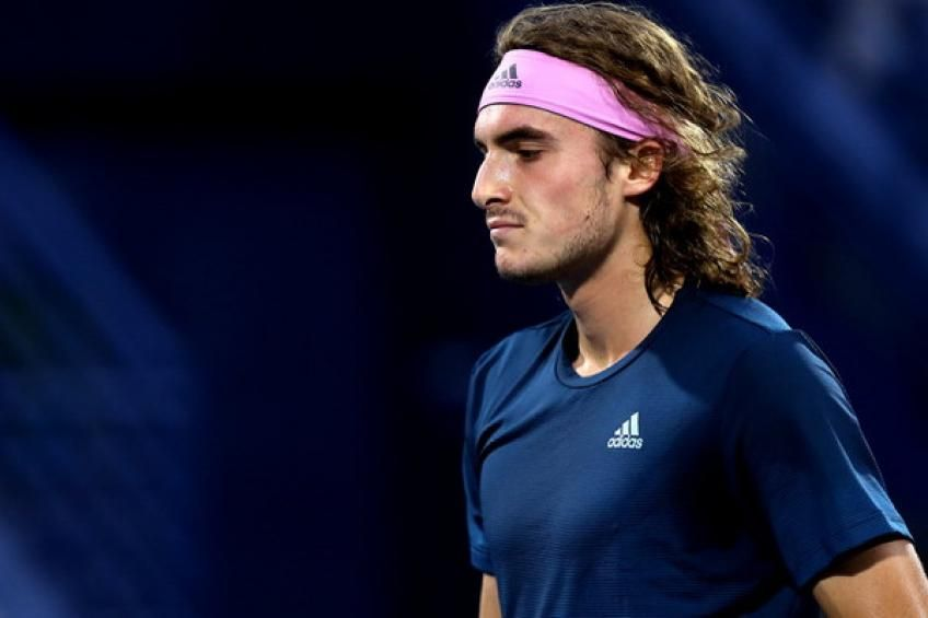 Stefanos Tsitsipas Felix Was Very Good It Is Tough To Play Against Him Tough Felix Atp Tennis