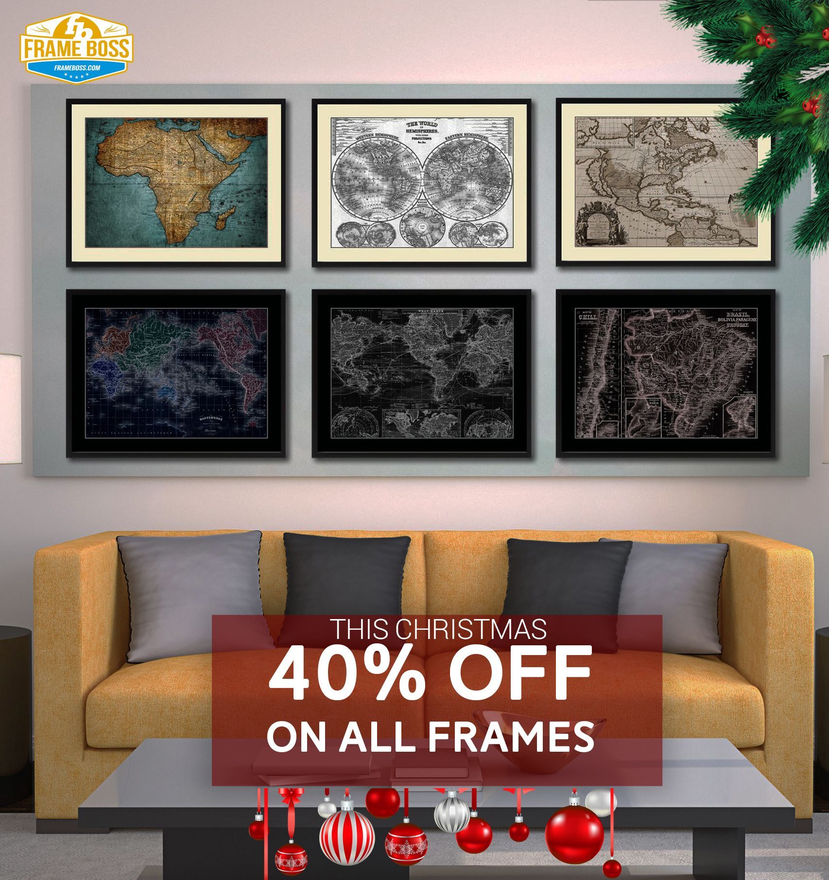 Fantastic Discount Custom Frames Gallery - Framed Art Ideas ...