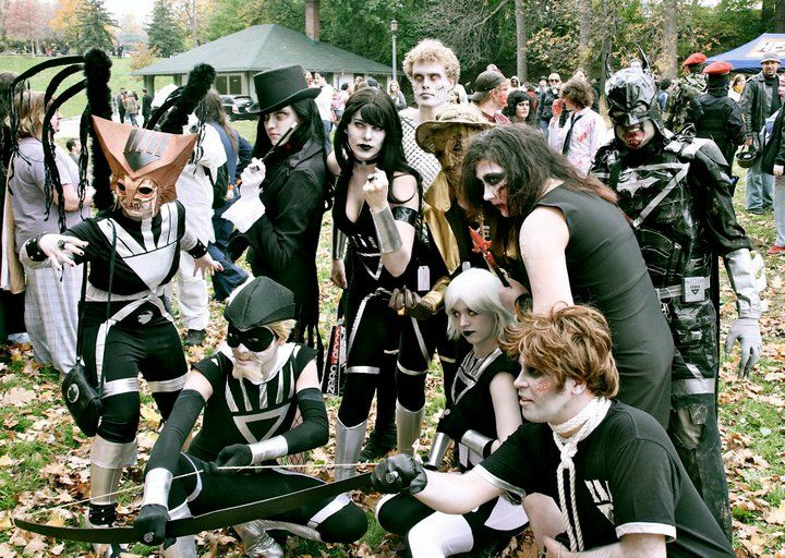 Black Lanterns, Assemble by Red-Ribbon-Cosplay on ...